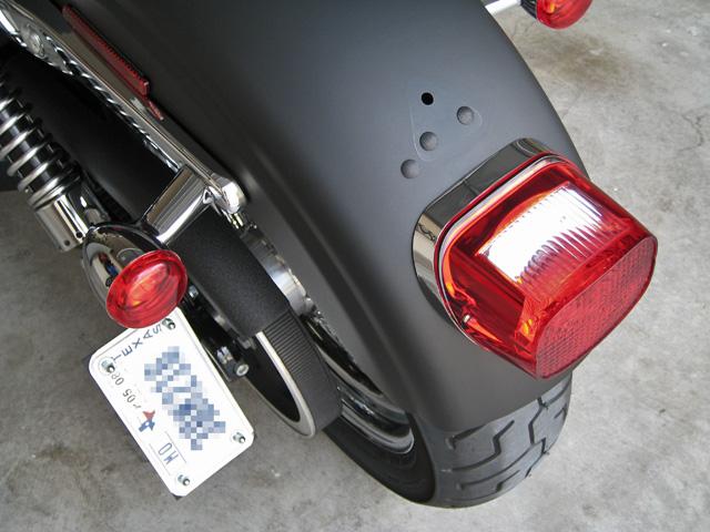 License Plate Bracket Hole Plug Harley Davidson Forums